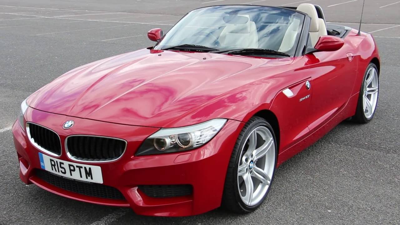 bmw z4 sdrive 23i m sport roadster. Black Bedroom Furniture Sets. Home Design Ideas