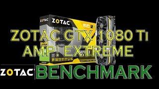 zotac gtx 1080 ti amp extreme benchmarks game tests review 1080p 1440p 4k