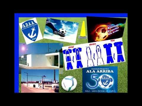 """Apresentação dos novos equipamentos """"A.D. Ala-Arriba"""