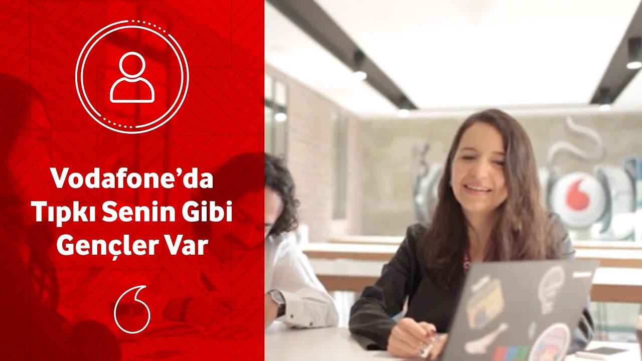 Vodafone'da Yaşam ve Kariyer