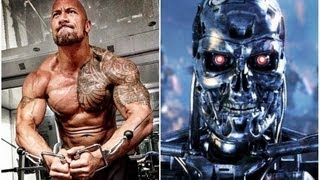 AMC Movie Talk - Robert Downey Jr. Officially Returning as IRON MAN, The Rock in TERMINATOR 5?