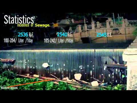 TOPIC THESIS 03 The future innovation  Wastewater and environment Rama 9 Pond