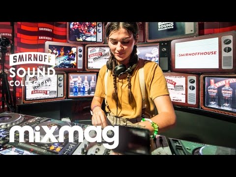 JULIA GOVOR in The Lab #SmirnoffHouse at EDC Orlando
