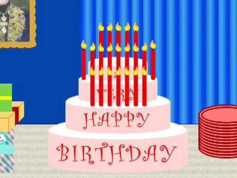 Put Another Candle On My Birthday Cake Youtube