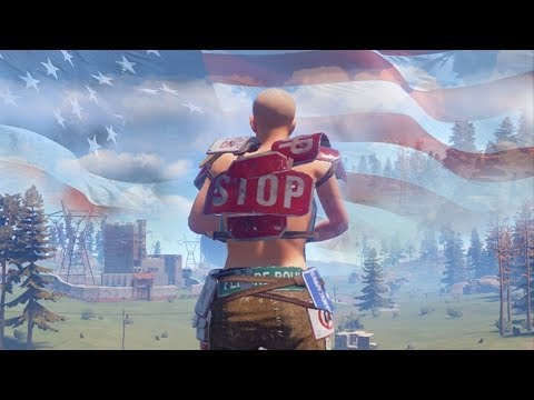 Rust: The Last Americans