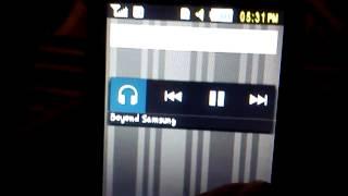 Samsung corby andriod jelly bean 4.1 theme
