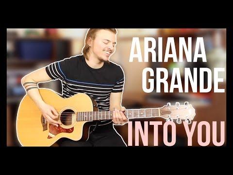 | Ariana Grande - Into You | (Jeff Miller cover)