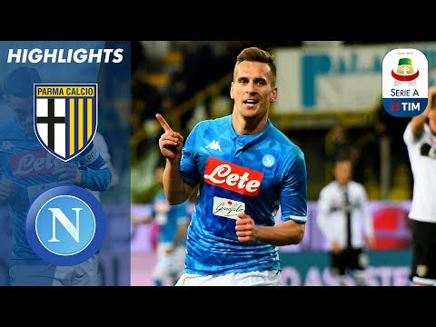 Parma 0-4 Napoli | Napoli Seal Emphatic Away Victory at Parma | Serie A