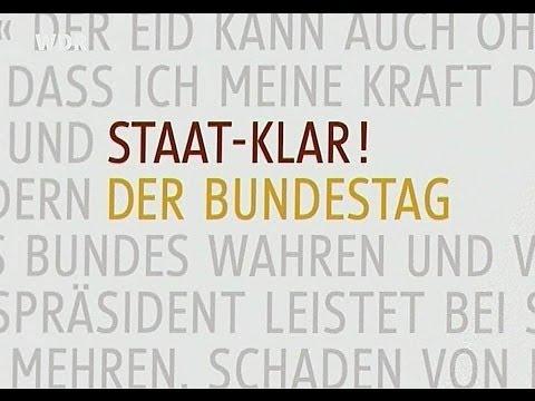 Staat Klar - Bundestag