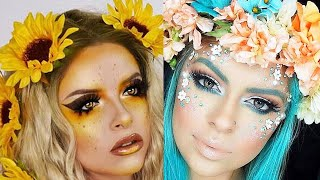 Newest Eye Makeup Tutorials Compilation 2020💙💚💛Bright Refined Makeup -NEW season- Part#48