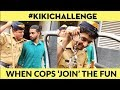 Kiki Challenge In My Feelings Challenge : When Cops Decide To Join The Trend