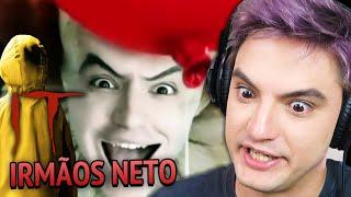 IT - A COISA em VERSÃO IRMÃOS NETO