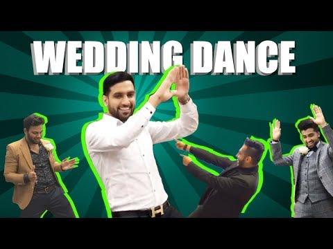 I DANCED AT MY FRIENDS WEDDING!