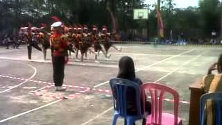 Paskibra Sman 14 Kabupaten tangerang Paskibra Wayang Sakti