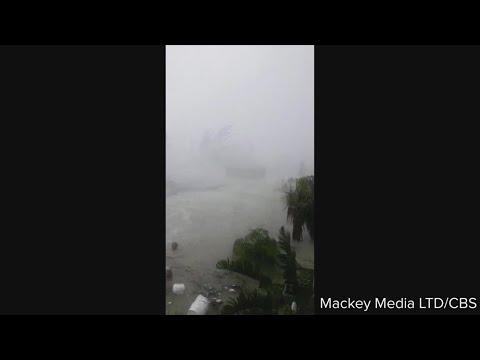 Videos show Hurricane Dorian impacts in Freeport, Bahamas