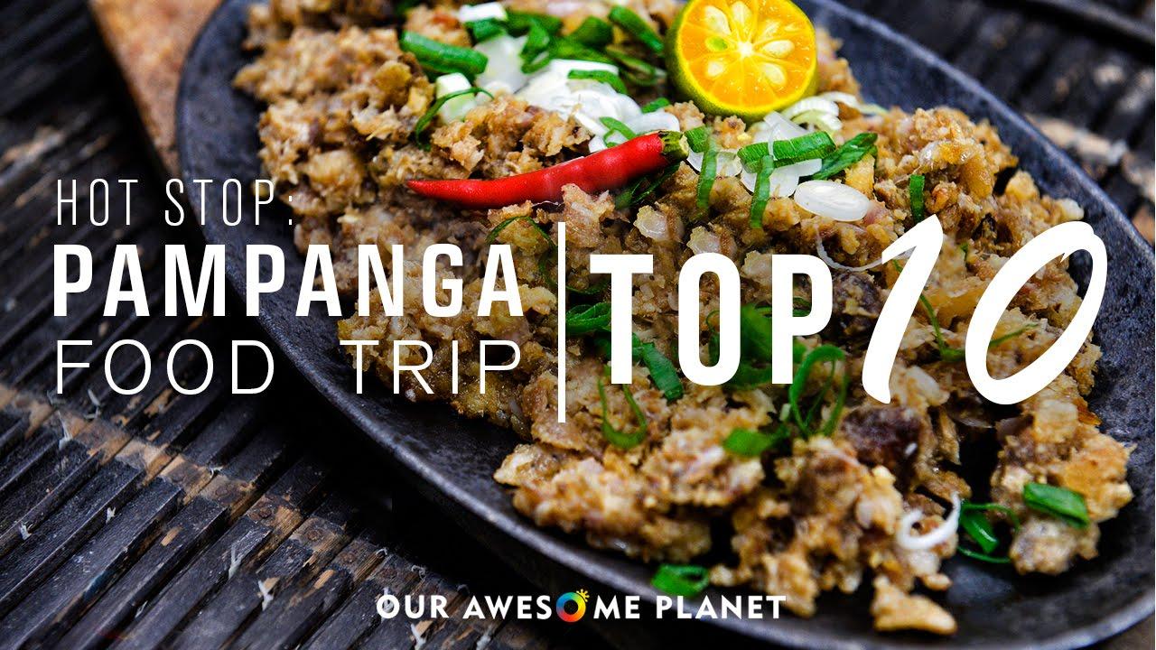 PAMPANGA: Top 10 Most Awesome Restaurants in Pampanga! (2016