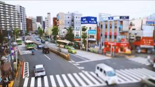都营交通 TOKYO TOEI My own small TOKYO (TOEI Transportation) (Toei Streetcar (Toden) Arakawa Line)