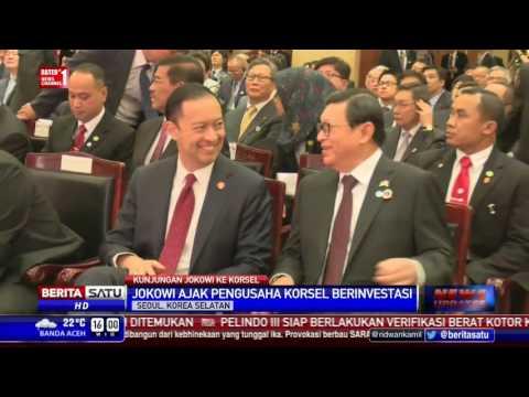 Pakai Bahasa Inggris, Presiden Jokowi Ajak Pengusaha Jerman Berinvestasi Di Indonesia from YouTube · Duration:  1 minutes 44 seconds
