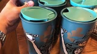 New Starbucks Siren Anniversary Tumbler 2019 #StarbucksMY #Starbucks #StarbucksMalaysia