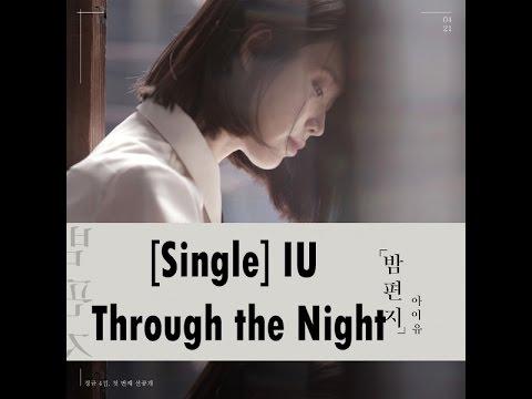 DOWNLOAD [Single] IU – Through The Night