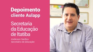 Depoimento Aulapp - Escolas de Itatiba