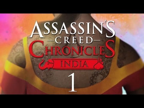 Assassin's Creed Chronicles: India - Зов сердца [#1]