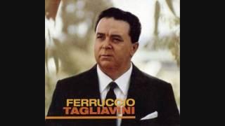 """FERRUCCIO TAGLIAVINI SINGS  """" LA SIGNORA DI  30 ANNI  FA """""""