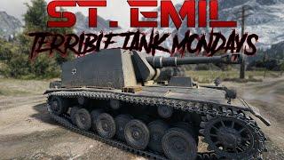 St. Emil, Sickening | World of Tanks