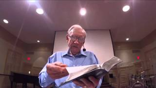 Escatologia no Novo Testamento - Dr Russel Shedd