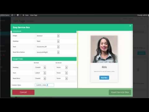 osCitas Easy Servicebox Shortcode