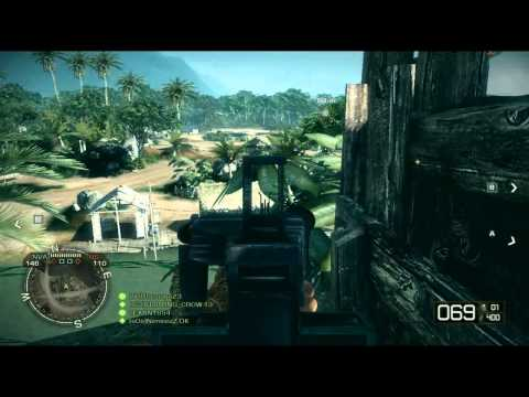 Battlefield: Bad Company 2 Vietnam. - Operation Hastings. [Conquest] [PS3] [HD] [Gameplay #030]