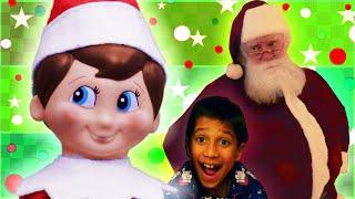 Johny Johny Yes Santa | Johny Johny Christmas