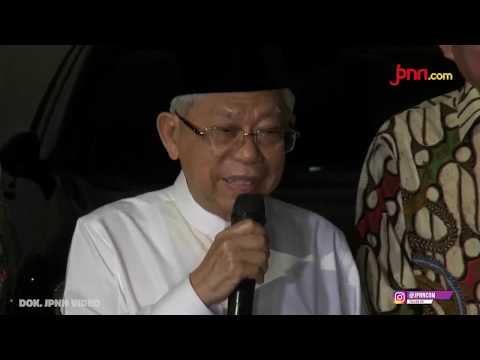 Apa Peran Kiai Ma'ruf Amin dalam Penyusunan Kabinet?