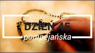 Nowenna pompejańska - dzień 45