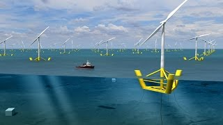 Japan Science news [1] - Offshore wind power technology