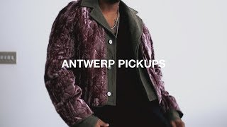 Huge Antwerp Pickups ft. Haider Ackermann | Dries Van Noten | Ann Demeulemeester
