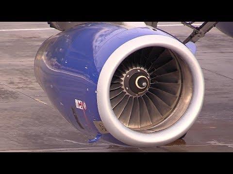 Engine Start-up! • Airbus A320 • IAE V2500 • AMAZING SOUND!