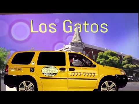 Los Gatos Taxi Cab, Best Taxi Cab Service Los Gatos