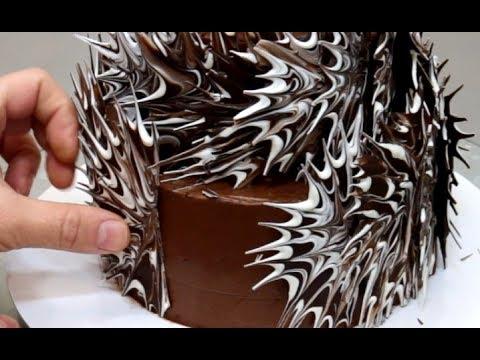 Amazing CHOCOLATE  CAKES  Compilation! Tempered & Modeling Chocolate