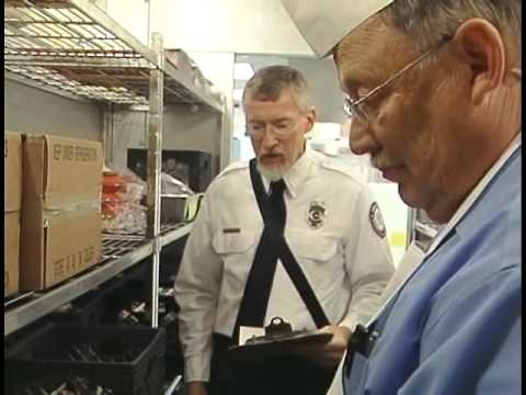 Food Safety Food Handler Training Video
