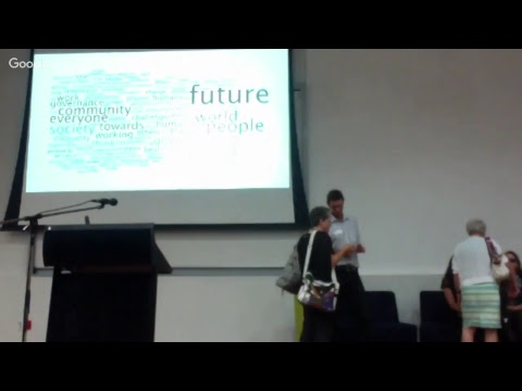 Live stream for Optimistic Futures for Aotearoa New Zealand in 2070