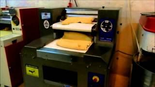 Sobadora automatica Cilindro sobador