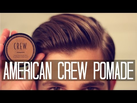 American Crew Pomade | Product Comparison Week