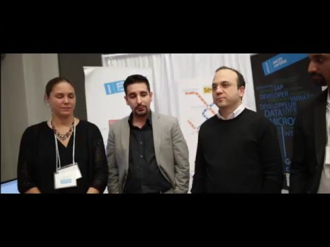 Montreal College Of Information Technology au SIIP 2016