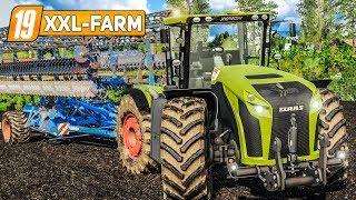 LS19 XXL Farm #57: Der Claas XERION 5000 ist da! LANDWIRTSCHAFTS SIMULATOR