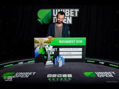 The Story of Unibet Open Bucharest 2016  - BOOF MEDIA