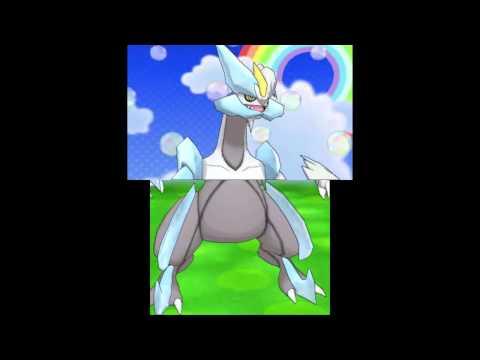 pokemon x how to get kyurem