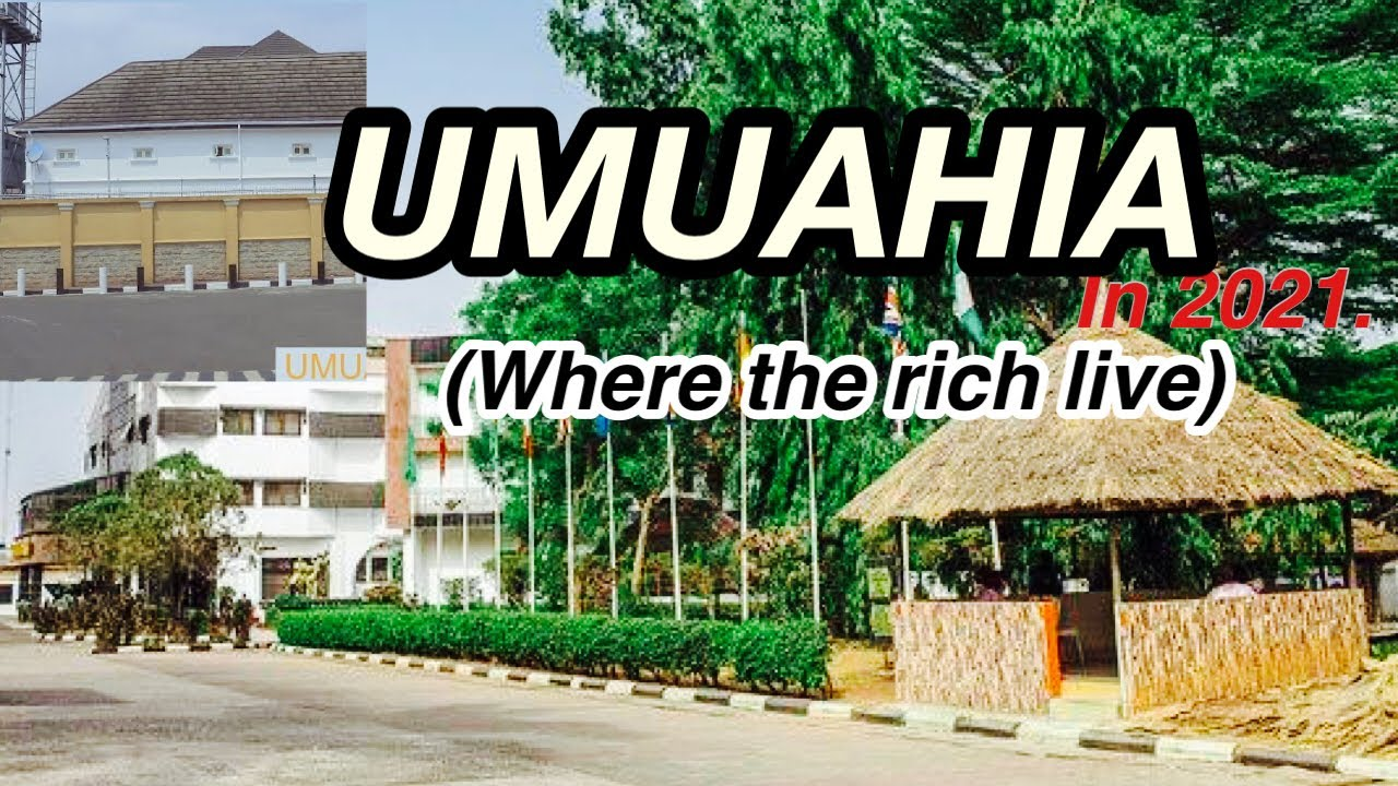 Download THIS IS WHERE THE RICH LIVE IN UMUAHIA 2021 |BCA ROAD,Azikiwe road,NEW GOVERNMENT HOUSE,SECRETARIAT
