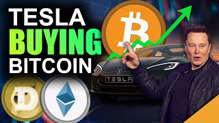 Bitcoin News: TESLA Buys 1.5 Billion in BTC (ETH Next?)