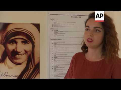 Macedonia plans celebrations for Mother Teresa